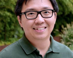 Headshot of Gary Chan